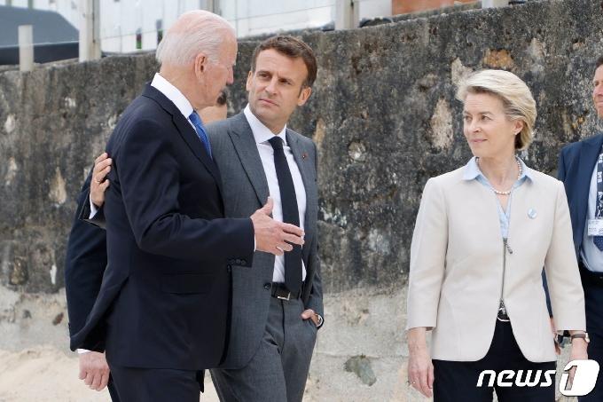 바이든, 오늘은 EU정상회담…대서양 동맹 복원 나선다
