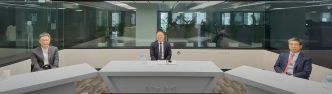 '가치투자 1세대' 이채원·허남권 만났다