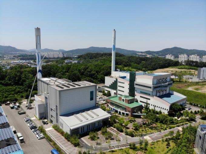 삼성엔지니어링, 천안 환경에너지 사업소 온실가스 감축 나서