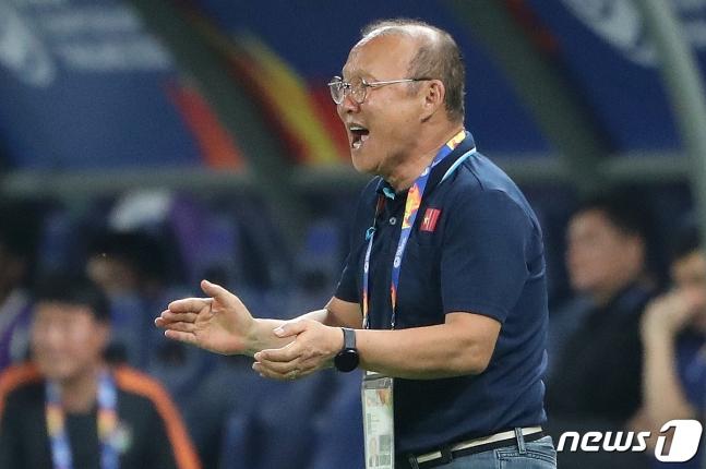박항서 또 새 역사... 베트남 사상 첫 월드컵 최종예선 진출