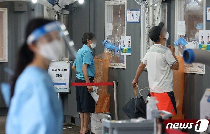16일 충북에서 신종 코로나바이러스 감염증(코로나19) 확진자 15명이 추가됐다.(사진은 기사 내용과 무관함) / 뉴스1 © News1