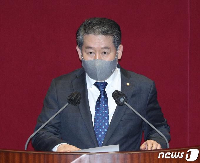 경찰, 김경협 의원 부천역곡지구 부동산 거래 신고 위반 조사
