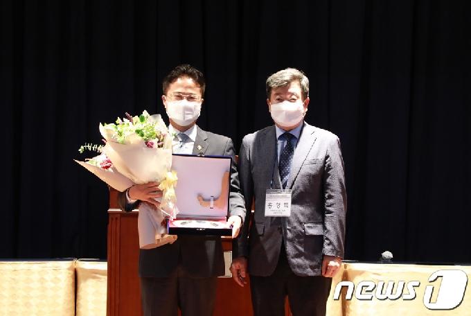 조달청 '혁신조달', 한국정책학회 정책상 수상