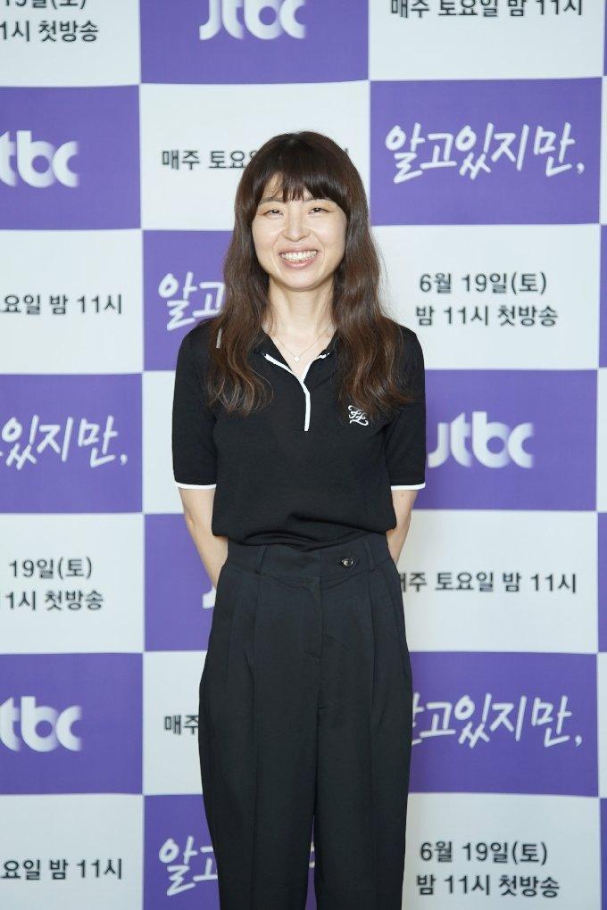 김가람 PD / 사진제공=JTBC '알고있지만' © 뉴스1