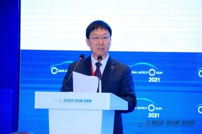 푸빙펑 중국자동차공업협회 부회장/사진=중국 인터넷
