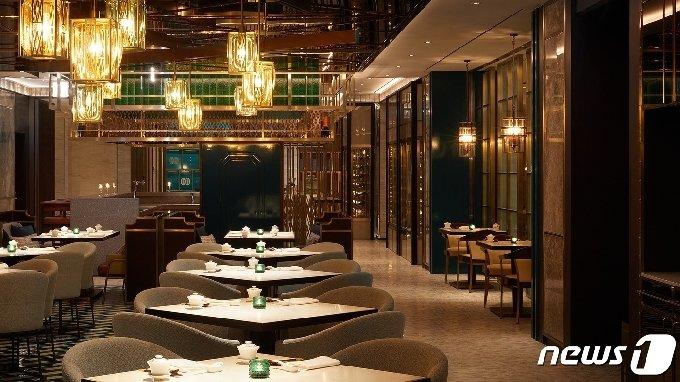 시그니엘 부산 모던 차이니즈 레스토랑 '차오란(Chaoran)'.  (시그니엘부산 제공) © 뉴스1