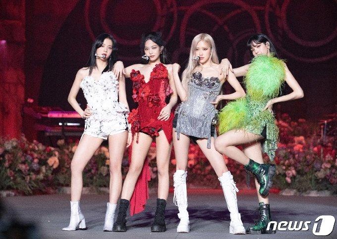그룹 블랙핑크 (YG엔터테인먼트 제공) 2021.01.31/뉴스1