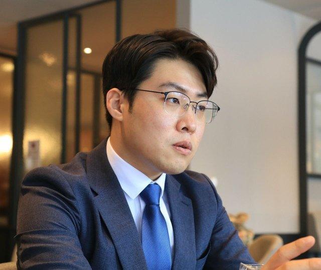 박영훈 민주당 전국대학생위원장. / 사진제공=뉴시스