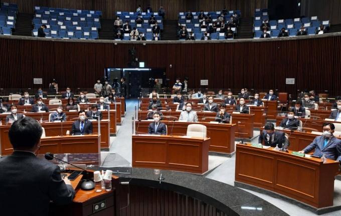 민주당 22일 의총…이재명계 vs 이낙연·정세균계 '정면승부'