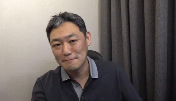 유튜버 김용호/사진=유튜브 채널 '김용호 연예부장' 캡처