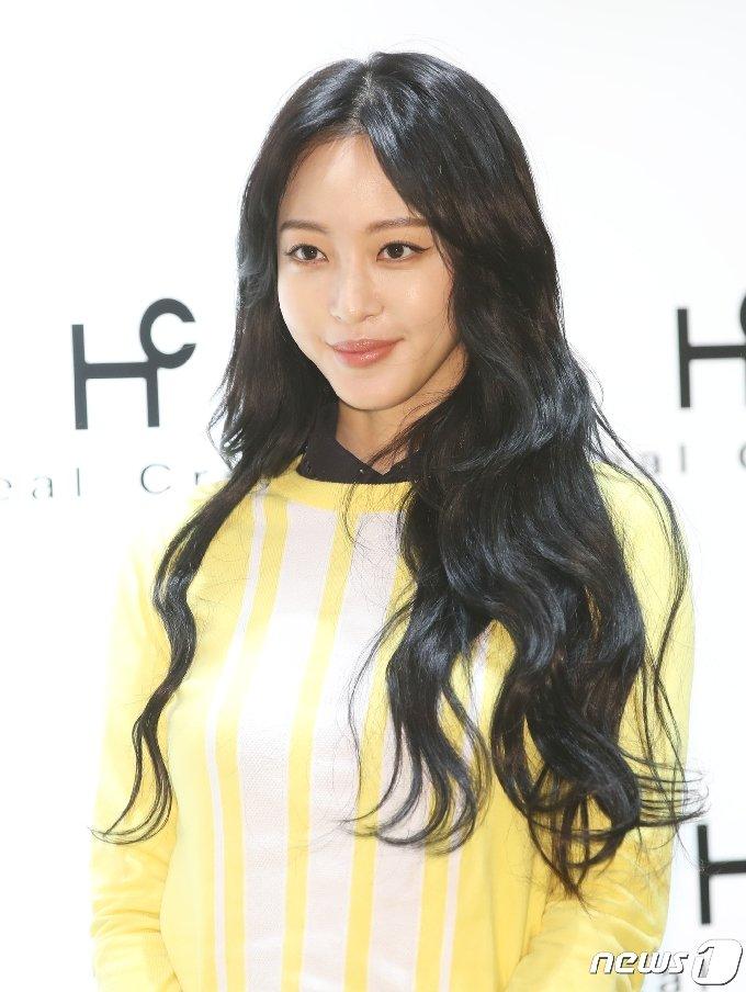 배우 한예슬© News1