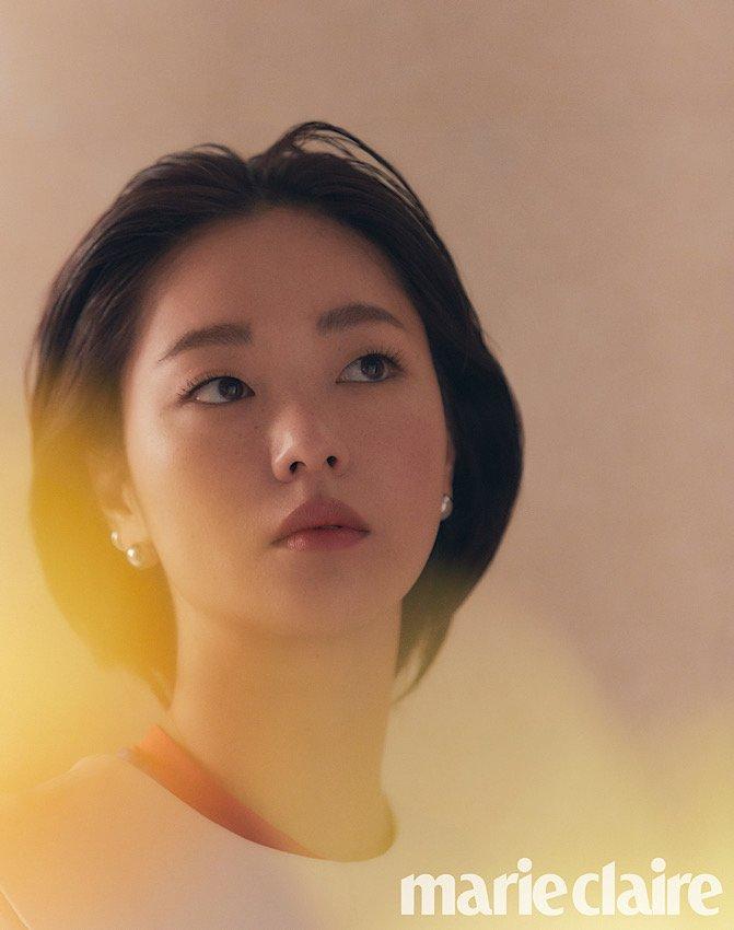 배우 전여빈 /사진제공=마리끌레르