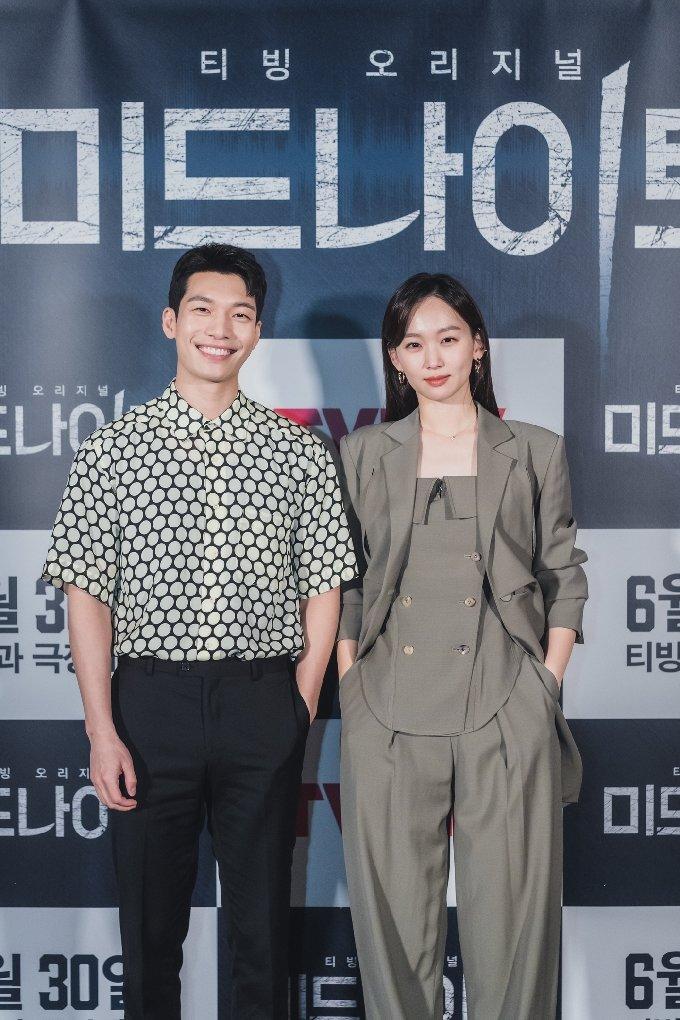 위하준과 진기주/CJ CGV 제공 © 뉴스1