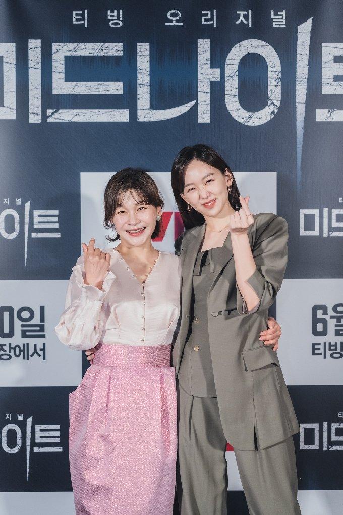 길해연과 진기주/CJ CGV 제공 © 뉴스1