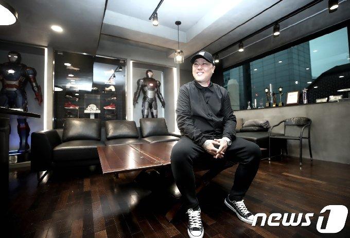 용감한형제 인터뷰. © News1 권현진 기자