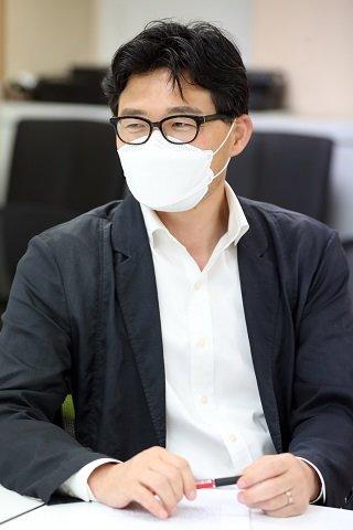 윤기동 한국에너지기술연구원 연구전략본부 박사/사진=이기범 기자
