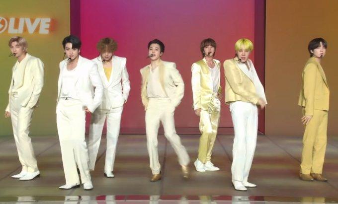 그룹 방탄소년단 (BTS) /사진=유튜브 채널 'BANGTANTV' 영상 캡처