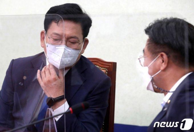 송영길 더불어민주당 대표 /사진제공=뉴스1