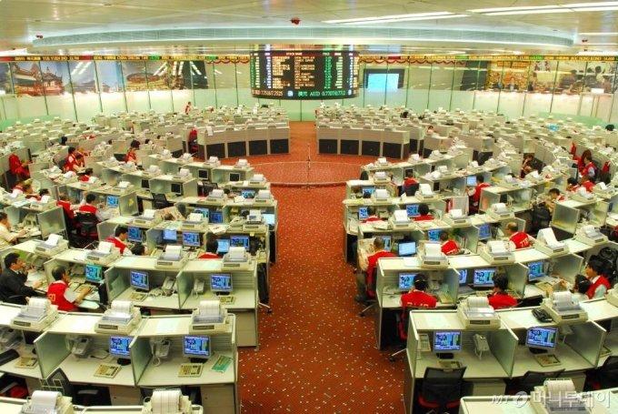 홍콩증권거래소. /사진=금융투자협회