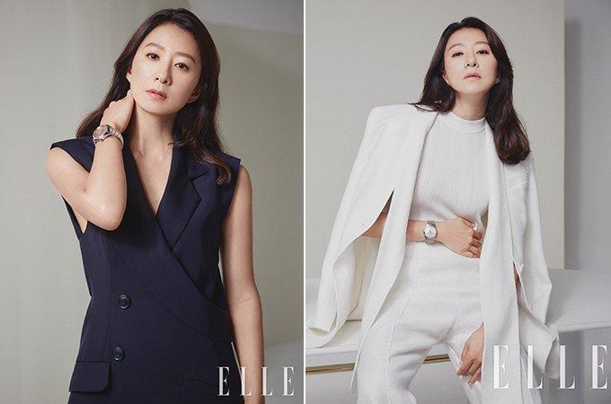배우 김희애 /사진제공=오메가