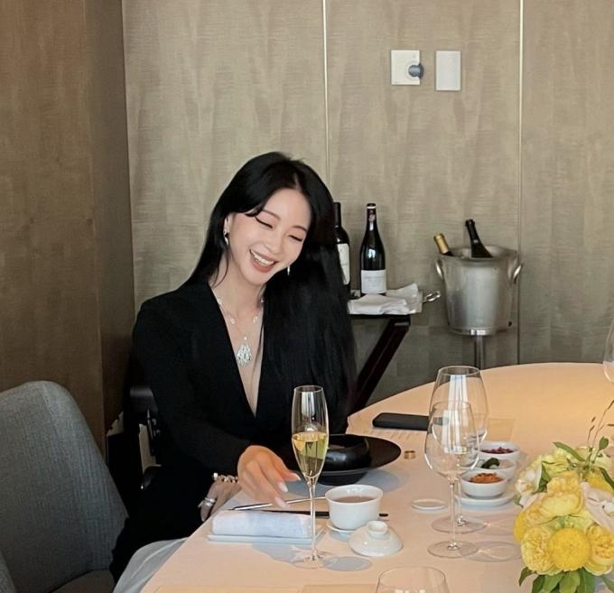 /사진=배우 한예슬 인스타그램