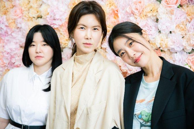 배우 이민지 공민정 박소진(왼쪽부터) /필름다빈 제공 © 뉴스1