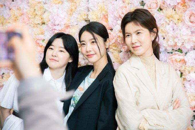 배우 이민지 박소진 공민정(왼쪽부터) /필름다빈 제공 © 뉴스1