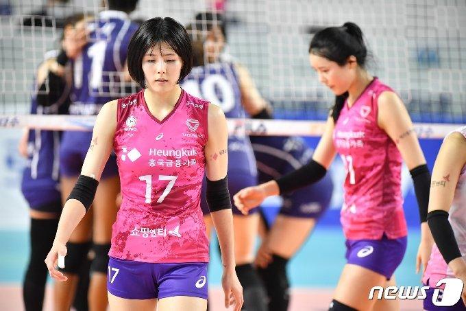 이재영(왼쪽)과 이다영(오른쪽) 자매 .(한국배구연맹 제공) © 뉴스1