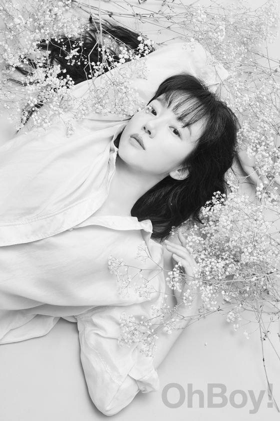 배우 임수정 /사진=킹콩 by 스타쉽, 오보이! 매거진