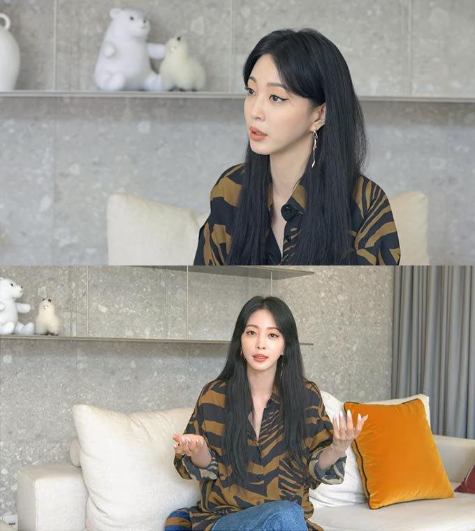 배우 한예슬/사진=유튜브 채널 '한예슬 is' 영상 캡처