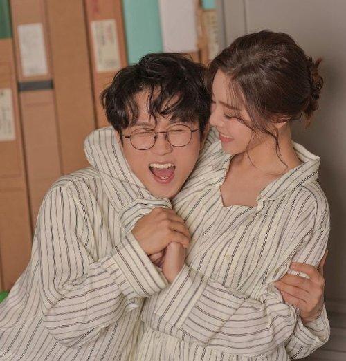 개그맨 박성광-이솔이 부부/사진=이솔이 인스타그램