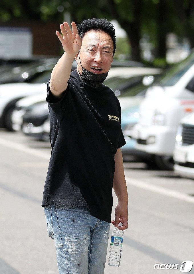개그맨 박명수 © News1 김진환 기자