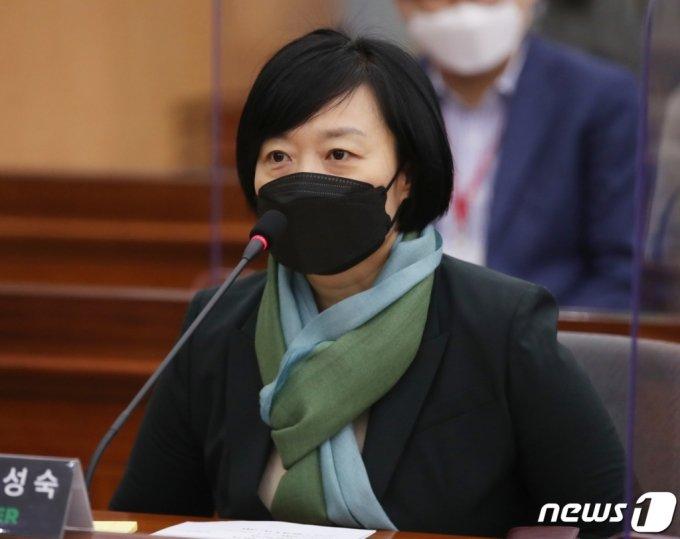 한성숙 네이버 대표이사 사장/ 사진=뉴스1