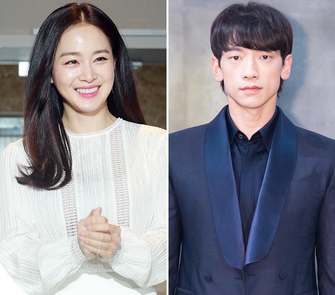 배우 김태희, 가수 비 부부/사진=머니투데이 DB, Mnet