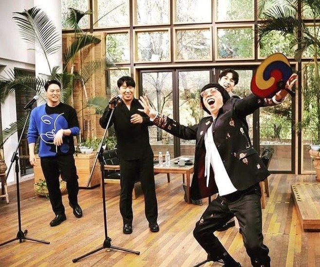 김용준 인스타그램 © 뉴스1