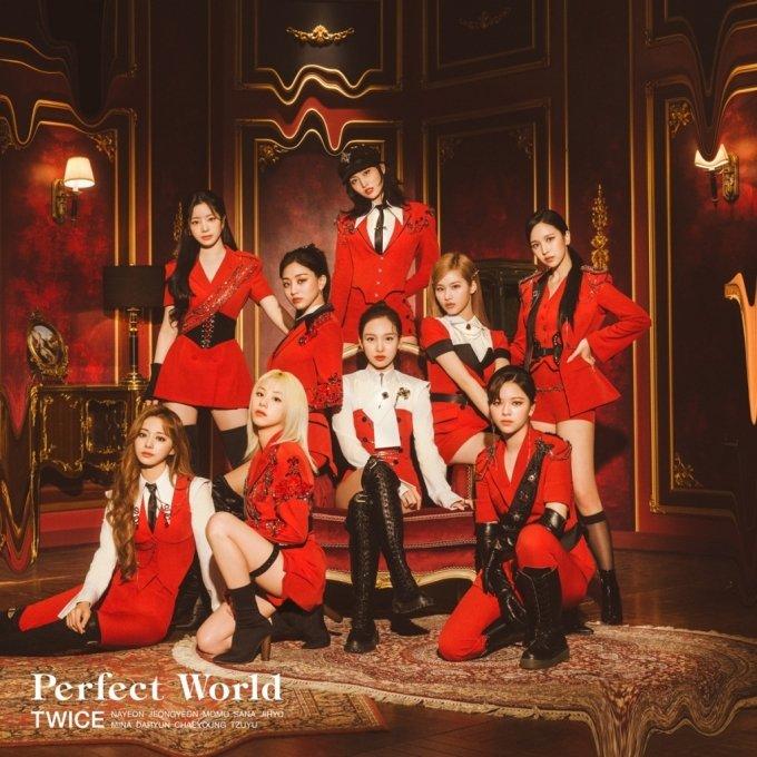 트와이스, 일본 신곡 'Perfect World' 선공개 후 음원 차트 1위