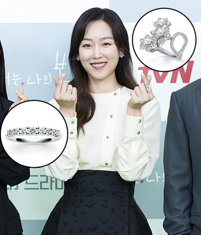 배우 서현진 /사진제공=tvN, 타사키