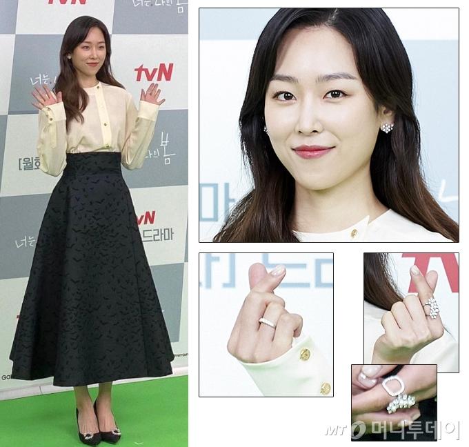 배우 서현진 /사진=매니지먼트 숲 인스타그램, tvN 제공