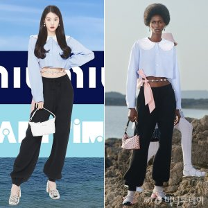 '18세' 장원영, 허리 드러난 '764만원' 패션…