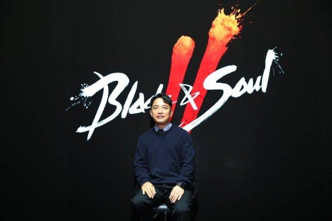 김택진 엔씨소프트 대표는 '블레이드앤소울2'의 게임개발총괄을 맡았다. /사진=엔씨소프트