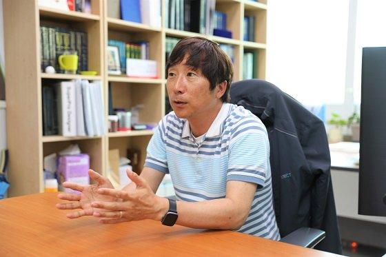 황동원 한국화학연구원 탄소자원화연구단장/사진=화학연
