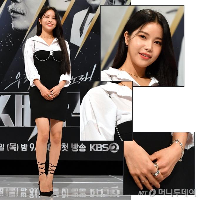 그룹 마마무 솔라 /사진=KBS2 제공
