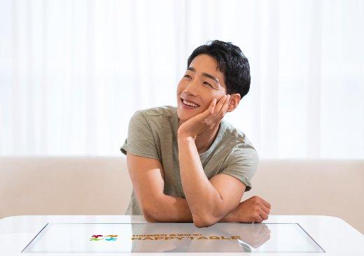 가수 박군/사진제공=(주)사랑과선행