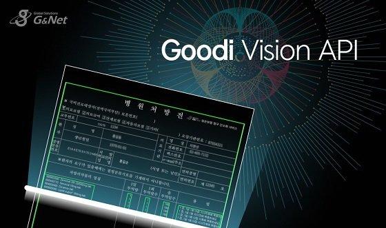 지앤넷의 '구디Vision API' 예시 이미지/사진제공=지앤넷