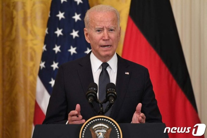 조 바이든 미국 대통령./사진=뉴스1