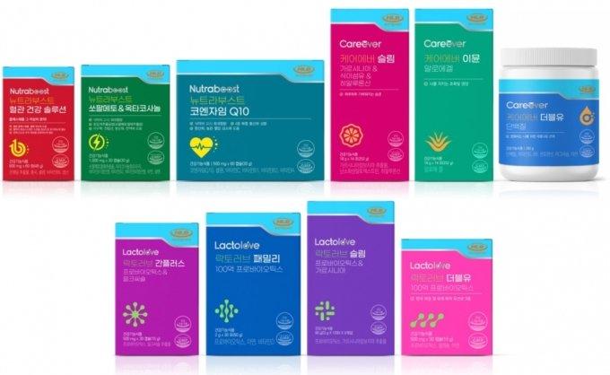 에이치엘비제약, 프리미엄 건기식 10개 제품 출시