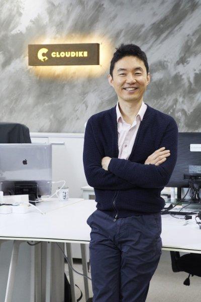 클라우다이크 이선웅 대표/사진제공=클라우다이크