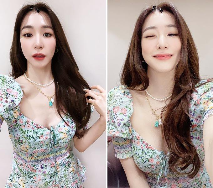 그룹 소녀시대 출신 가수 티파니 영/사진=티파니 영 인스타그램