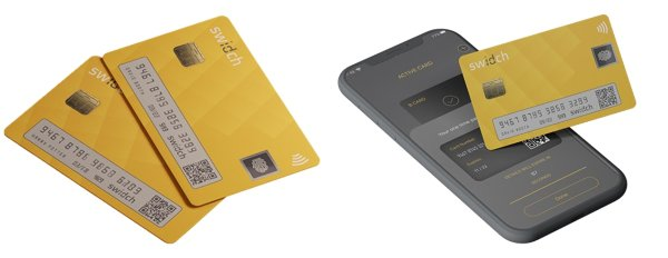 센스톤 생체인증 디스플레이 카드 및 가상 카드/사진제공=센스톤