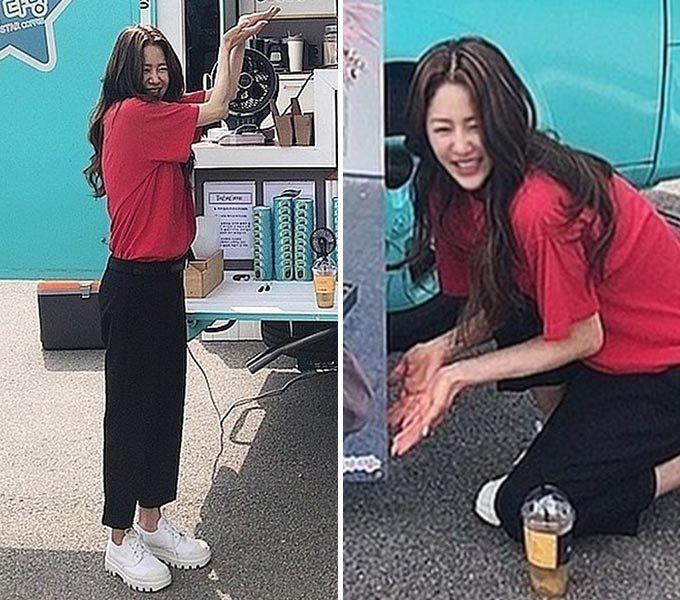 배우 고현정/사진=고현정 소속사 아이오케이컴퍼니 공식 인스타그램